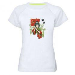Жіноча спортивна футболка Japanese