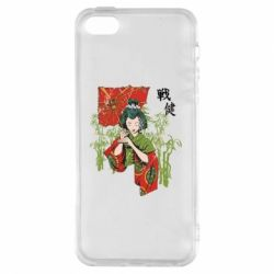 Чохол для iphone 5/5S/SE Japanese