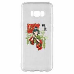 Чохол для Samsung S8+ Japanese