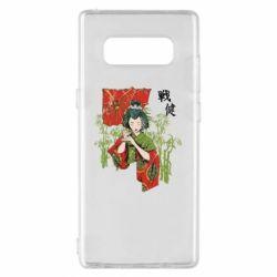Чохол для Samsung Note 8 Japanese