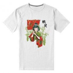 Чоловіча стрейчева футболка Japanese
