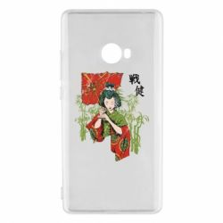 Чохол для Xiaomi Mi Note 2 Japanese