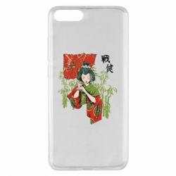Чохол для Xiaomi Mi Note 3 Japanese
