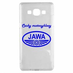 Чохол для Samsung A5 2015 Java Cesky Motocyclovy