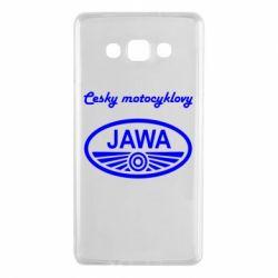 Чохол для Samsung A7 2015 Java Cesky Motocyclovy