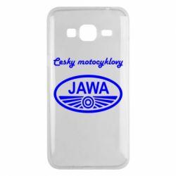 Чохол для Samsung J3 2016 Java Cesky Motocyclovy