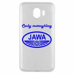 Чохол для Samsung J4 Java Cesky Motocyclovy
