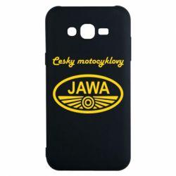 Чохол для Samsung J7 2015 Java Cesky Motocyclovy