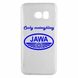Чохол для Samsung S6 EDGE Java Cesky Motocyclovy