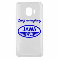 Чохол для Samsung J2 Core Java Cesky Motocyclovy