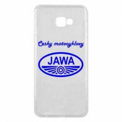 Чохол для Samsung J4 Plus 2018 Java Cesky Motocyclovy