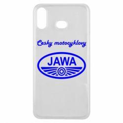Чохол для Samsung A6s Java Cesky Motocyclovy