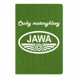 Блокнот А5 Java Cesky Motocyclovy