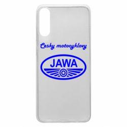 Чохол для Samsung A70 Java Cesky Motocyclovy