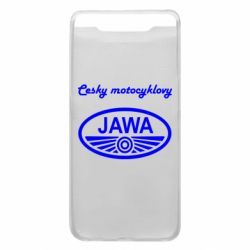 Чохол для Samsung A80 Java Cesky Motocyclovy