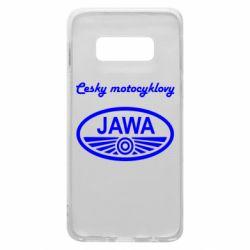 Чохол для Samsung S10e Java Cesky Motocyclovy