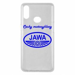 Чохол для Samsung A10s Java Cesky Motocyclovy