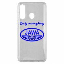 Чохол для Samsung M40 Java Cesky Motocyclovy