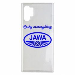 Чохол для Samsung Note 10 Plus Java Cesky Motocyclovy