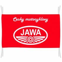 Прапор Java Cesky Motocyclovy