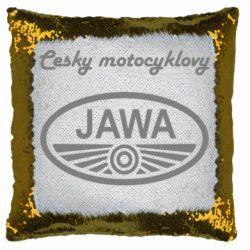 Подушка-хамелеон Java Cesky Motocyclovy