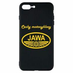 Чохол для iPhone 7 Plus Java Cesky Motocyclovy
