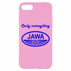 Чохол для iPhone 8 Java Cesky Motocyclovy