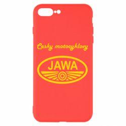 Чохол для iPhone 8 Plus Java Cesky Motocyclovy