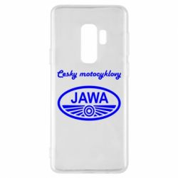 Чохол для Samsung S9+ Java Cesky Motocyclovy