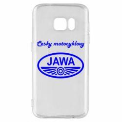 Чохол для Samsung S7 Java Cesky Motocyclovy