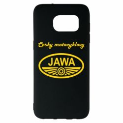 Чохол для Samsung S7 EDGE Java Cesky Motocyclovy