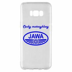 Чохол для Samsung S8+ Java Cesky Motocyclovy