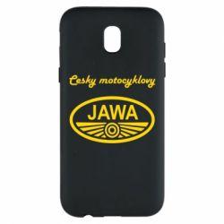 Чохол для Samsung J5 2017 Java Cesky Motocyclovy