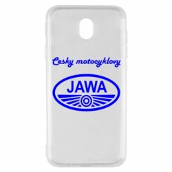Чохол для Samsung J7 2017 Java Cesky Motocyclovy