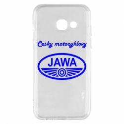 Чохол для Samsung A3 2017 Java Cesky Motocyclovy