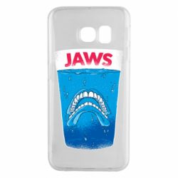 Чохол для Samsung S6 EDGE Jaws