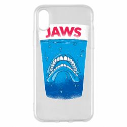 Чохол для iPhone X/Xs Jaws