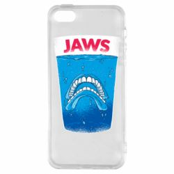 Чохол для iphone 5/5S/SE Jaws