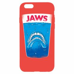 Чохол для iPhone 6/6S Jaws