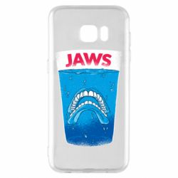 Чохол для Samsung S7 EDGE Jaws