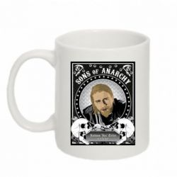 Кружка 320ml Jax Teller - FatLine