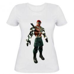 Женская футболка Jax