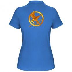 Жіноча футболка поло Jay
