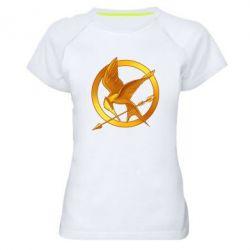 Жіноча спортивна футболка Jay