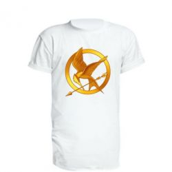 Подовжена футболка Jay