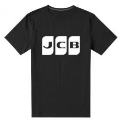 Чоловіча стрейчева футболка JCB 2