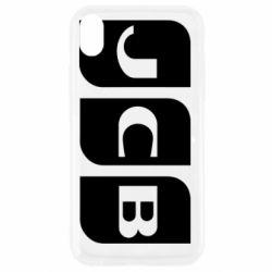 Чохол для iPhone XR JCB 2