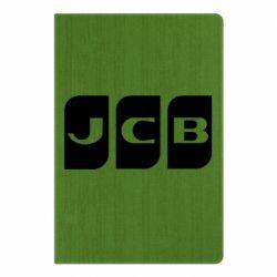 Блокнот А5 JCB 2
