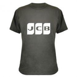 Камуфляжна футболка JCB 2
