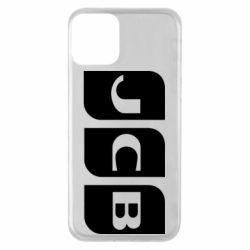 Чохол для iPhone 11 JCB 2